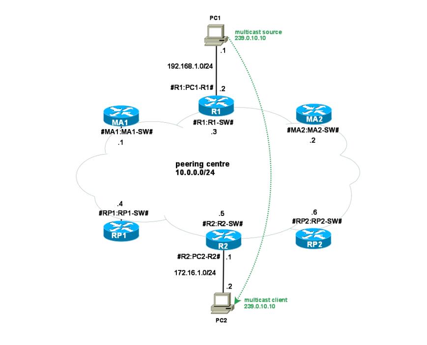 Multicast-Redundancy-IPv4
