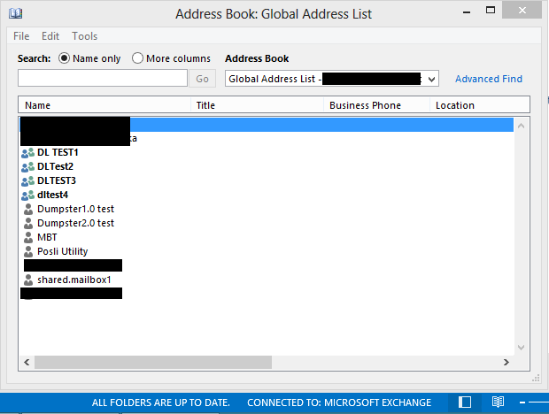 outlook 2010 disable  offline address book